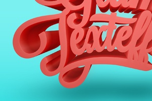 Psd Glams Text Effect