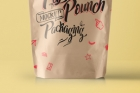 Psd Paper Pouch Packaging Vol4