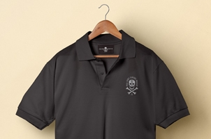 Psd Polo Shirt Mockup Vol1