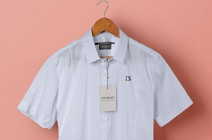 Psd Short Sleeve Dress Shirt