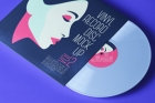 Psd Vinyl Record Disc Mockup Vol2