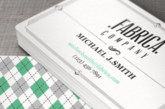 Retro Business Card Business Cards Templates Pixeden