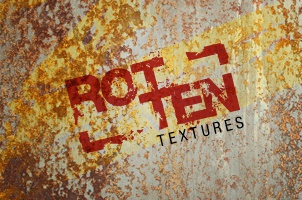 Rotten Rusty Textures Pack 1