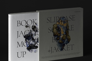 Square Slipcase Psd Book Mockup