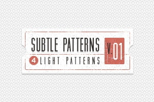 Subtle Light Tile Pattern vol1