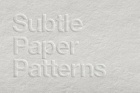 Subtle Paper Tile Pattern