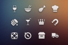 Tab Bar Icons iOS vol8