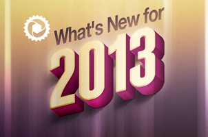 What's new for 2013 - Pixeden